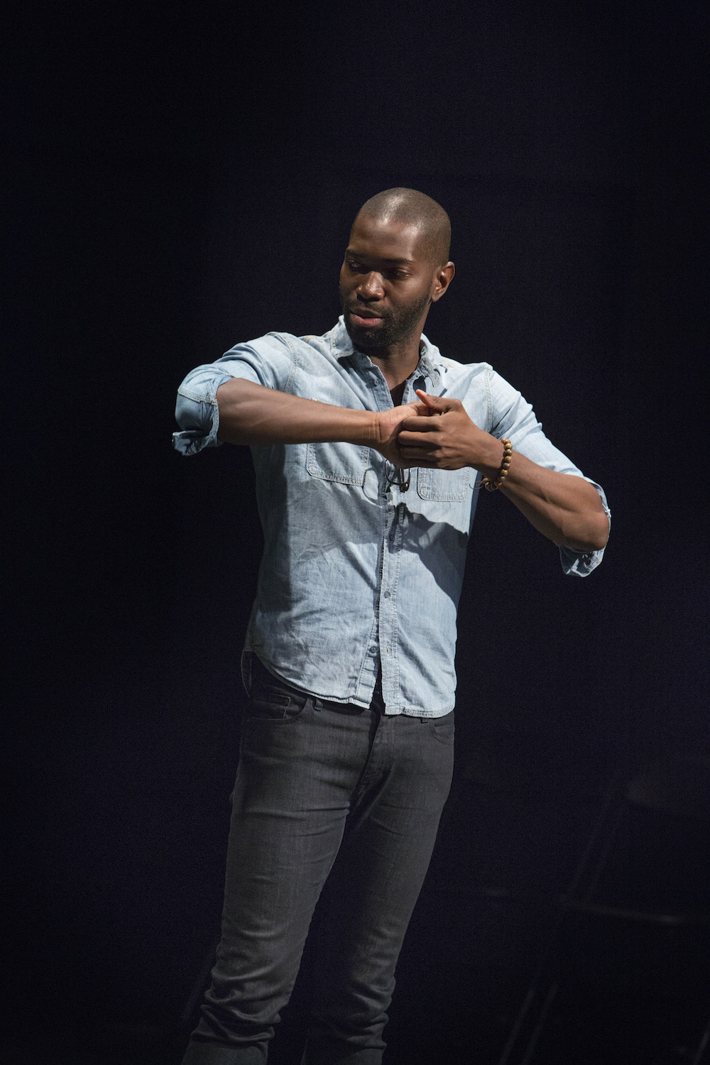 Congrats (again)! Tarell McCraney wins Doris Duke Performing Artist Award