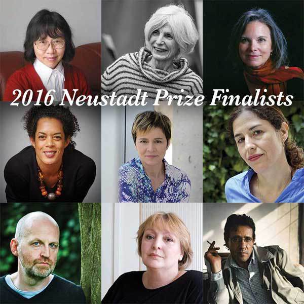 Aminatta Forna Nominated for Neustadt International Prize