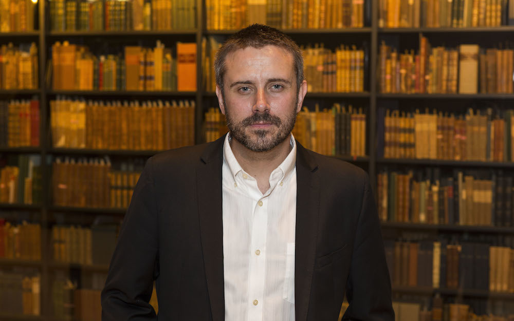 Congrats to Jeremy Scahill, recipient of the Thomas Merton Award!