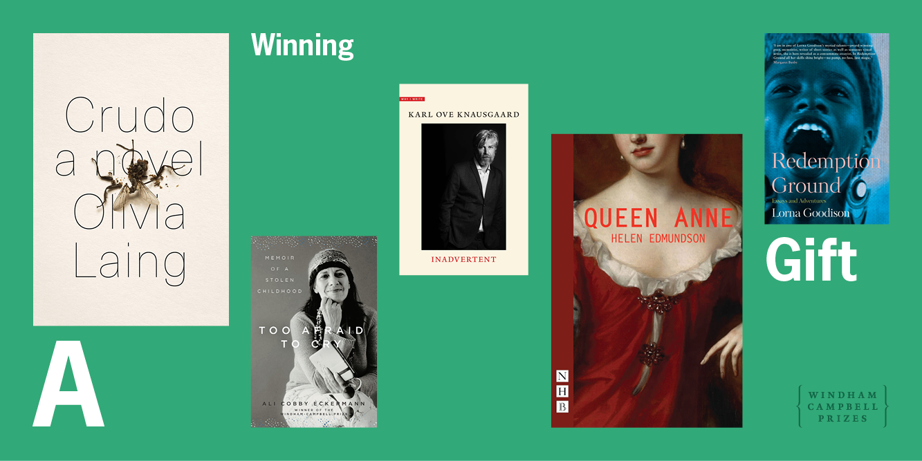 Tis the Season! New Books by Windham-Campbell Prize Recipients