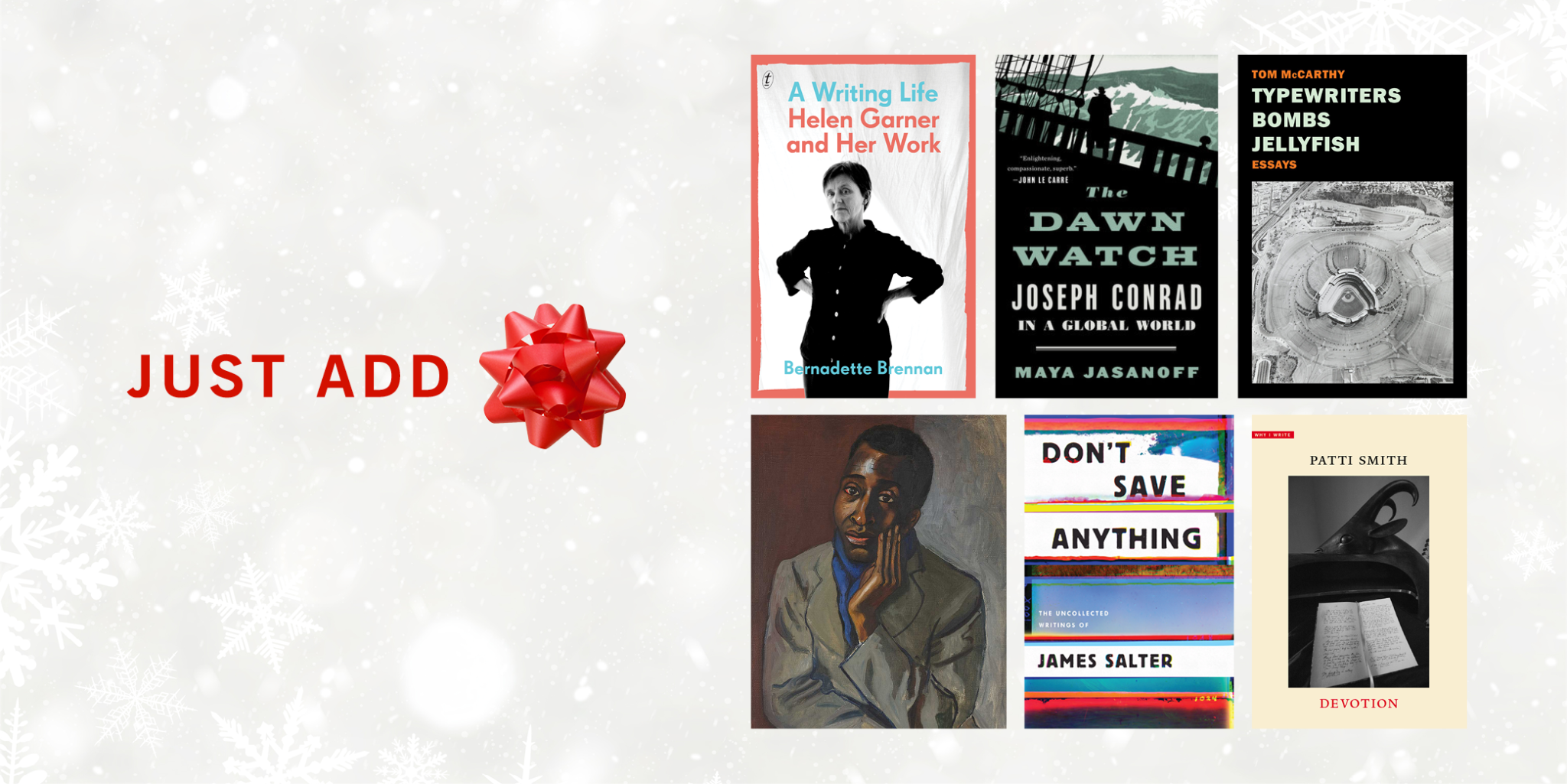 New books to give (and get) by Windham-Campbell Prize recipients this holiday season