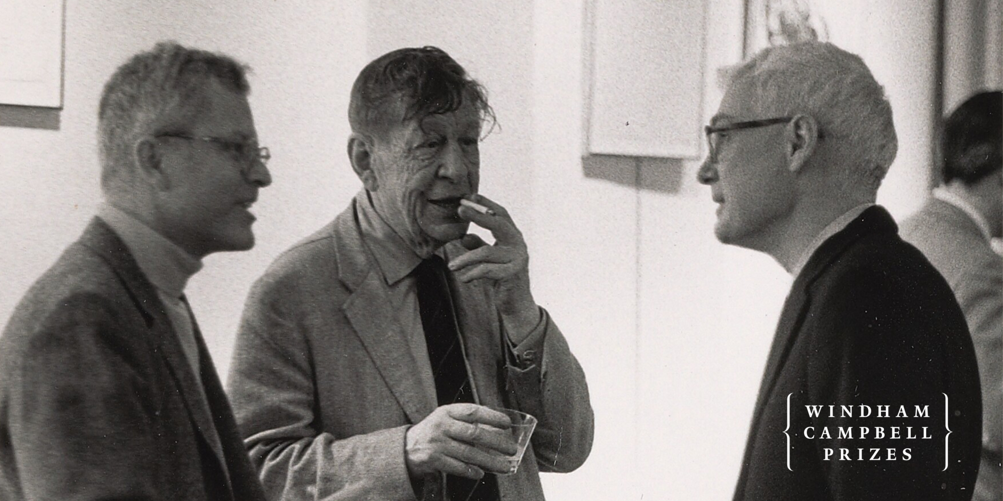 Windham, Campbell, & Auden: Celebrating National Poetry Month