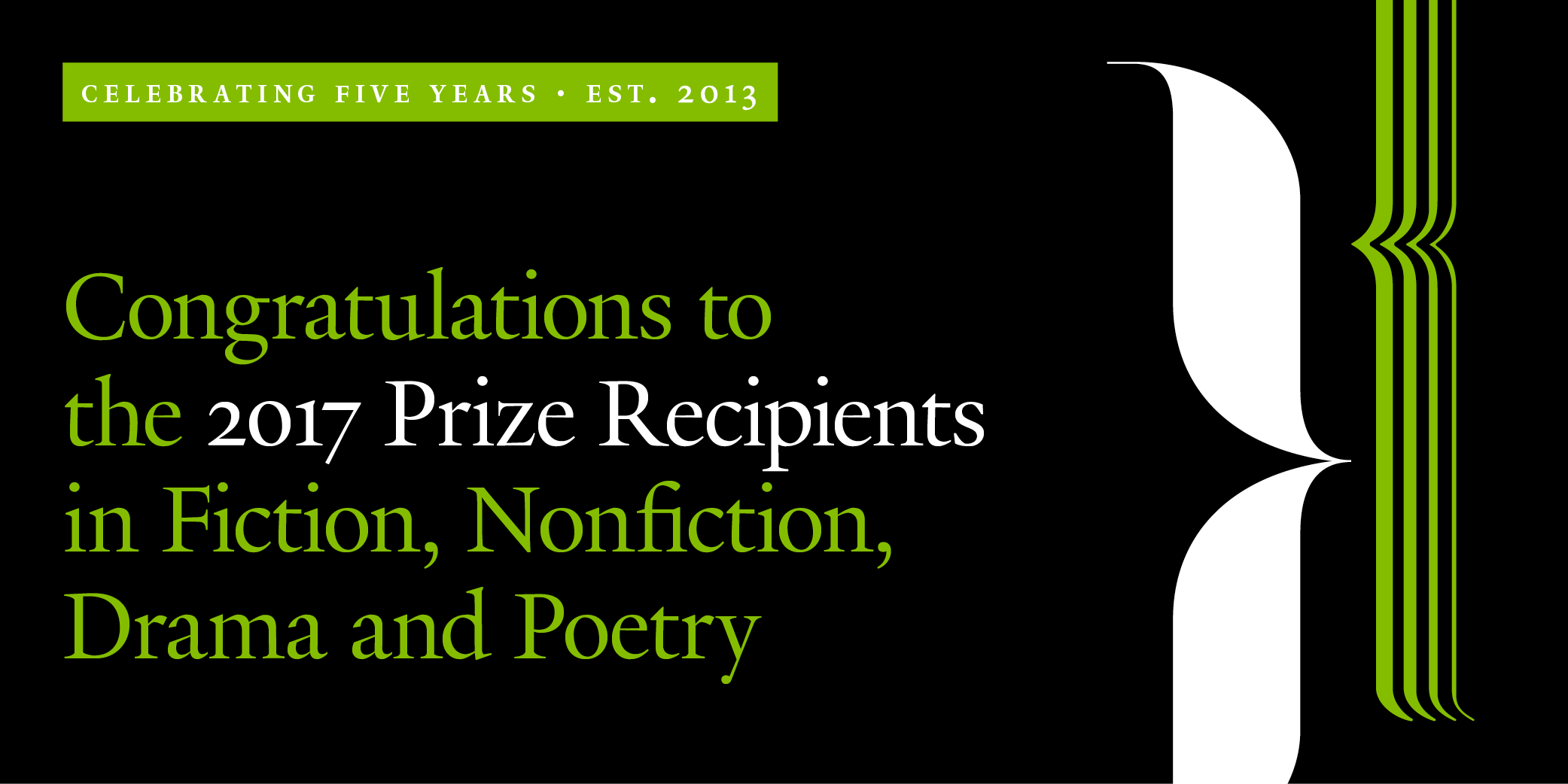 Windham-Campbell Prizes: The Phone Call of a Lifetime