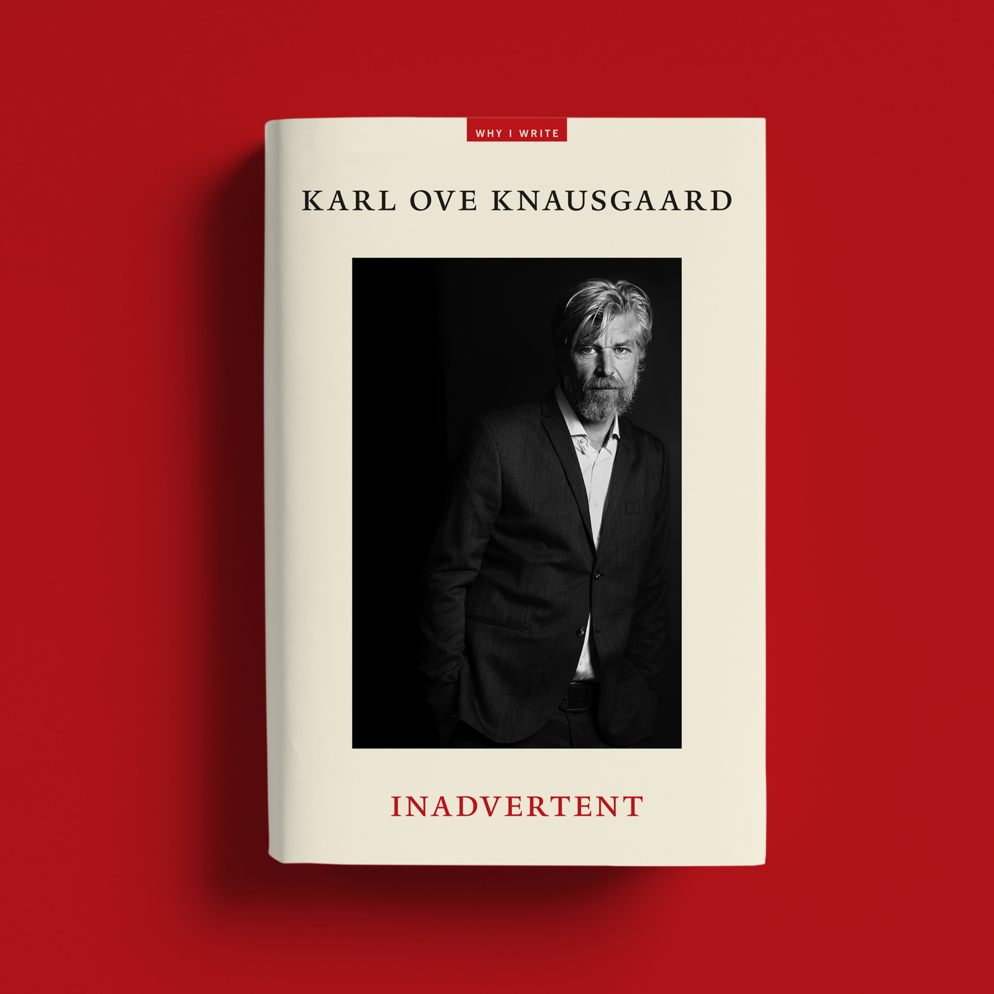 Yale University Press publishes INADVERTENT by Karl Ove Knausgaard