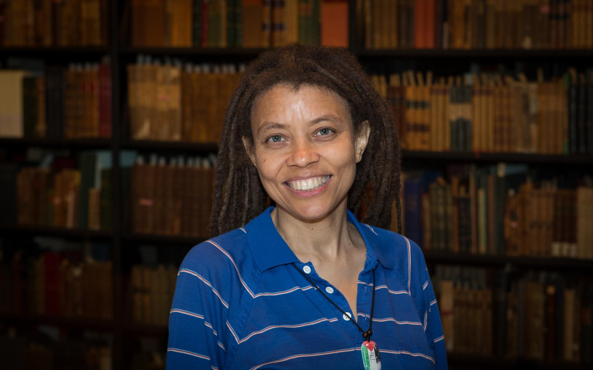 Congrats to Kia Corthron, winner of a $50K USA Fellowship