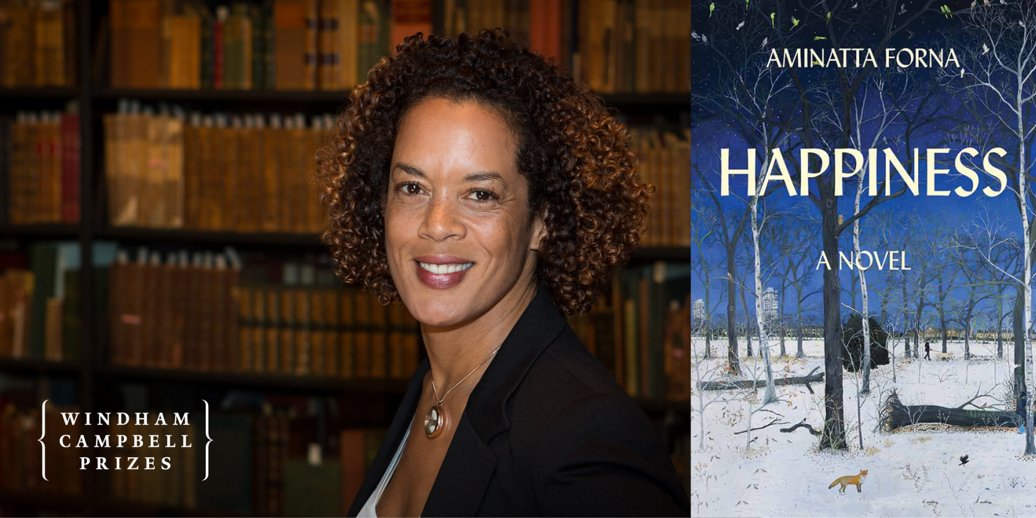 What to Read This Month: HAPPINESS by Aminatta Forna